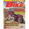 Hot Bike Magazine, December 2001
