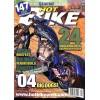 Cover Print of Hot Bike, February 2004