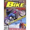 Cover Print of Hot Bike, January 1997