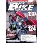 Cover Print of Hot Bike, May 2003
