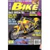 Cover Print of Hot Bike Magazine, November 1996