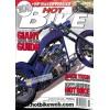 Cover Print of Hot Bike, November 2003