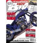 Cover Print of Hot Bike Magazine, November 2003