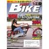 Cover Print of Hot Bike, October 2004