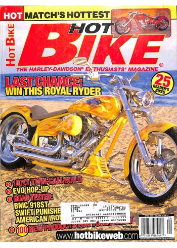 Hot Bike, April 2002