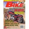 Hot Bike, December 2001