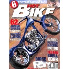 Hot Bike, January 2003