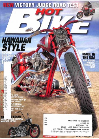 Hot Bike, July 2012