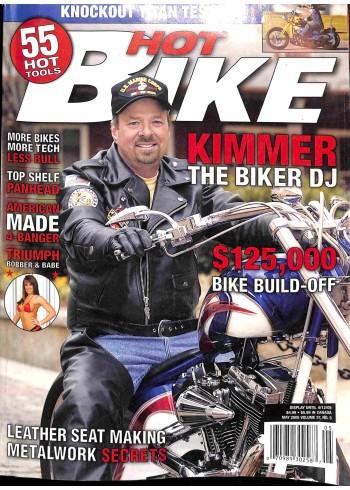 Hot Bike, May 2005
