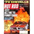 Hot Rod, April 1972