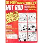 Hot Rod, April 1974