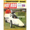 Cover Print of Hot Rod, August 1964