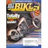 Cover Print of Hot Rod Bikes, July 2004