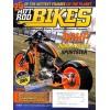 Cover Print of Hot Rod Bikes, November 2004