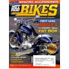 Cover Print of Hot Rod Bikes, October 2004