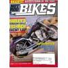 Cover Print of Hot Rod Bikes, September 2004