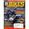 Hot Rod Bikes, October 2004