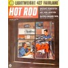 Cover Print of Hot Rod, February 1964