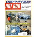 Hot Rod, January 1971