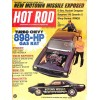 Cover Print of Hot Rod, January 1972