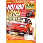 Hot Rod, January 1991