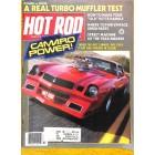 Hot Rod, July 1984