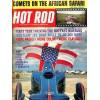 Cover Print of Hot Rod, June 1964