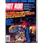 Hot Rod Magazine April 1976