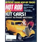 Hot Rod Magazine April 1981