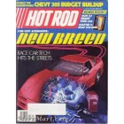 Hot Rod Magazine April 1985