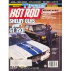 Hot Rod Magazine April 1986