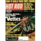 Hot Rod, August 1972
