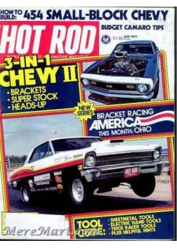 Hot Rod, August 1977