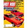 Hot Rod Magazine August 1979