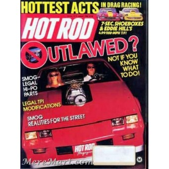 Hot Rod, August 1988