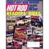Hot Rod Magazine August 1989
