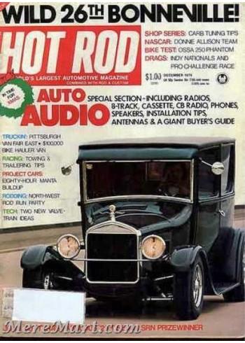 Hot Rod, December 1974