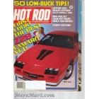 Hot Rod, December 1981