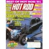 Hot Rod Magazine December 1991