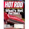 Hot Rod, February 2003