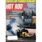 Hot Rod, January 1975