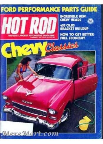Hot Rod, January 1981