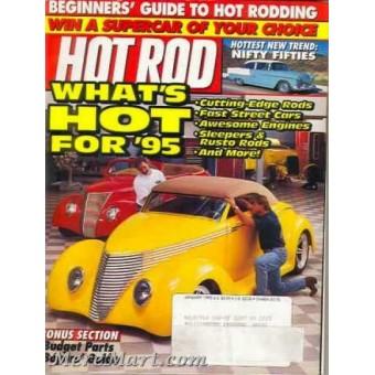 Hot Rod, January 1995