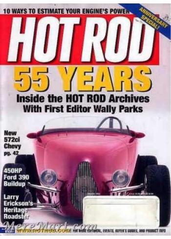 Hot Rod, January 2003