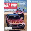 Hot Rod Magazine July 1975