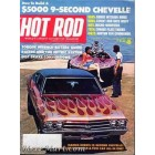 Hot Rod, July 1975