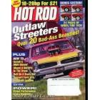 Hot Rod, July 1998