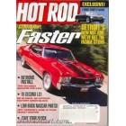 Hot Rod, July 2001