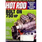 Hot Rod, July 2002