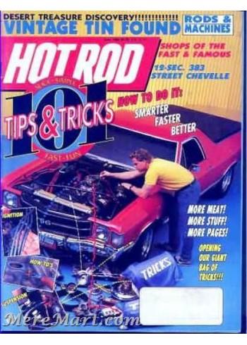 Hot Rod, June 1989